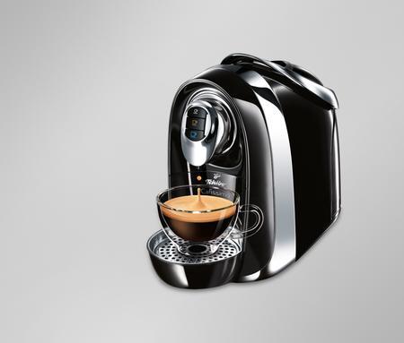 Ekspres do kawy Cafissimo COMPACT Black TCHIBO