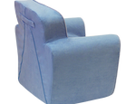 Fotel dla dziecka Art Deco SPONGE DESIGN - zdjęcie 9