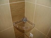 Pod prysznicem zaslony prysznicowe drazki rozporowe polki narozne ADAH 3
