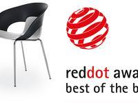Nowe krzesło i stół z oferty Skandiform uzyskały nagrodę Red Dot Award