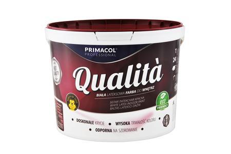 Farba lateksowa Qualita Primacol Professional