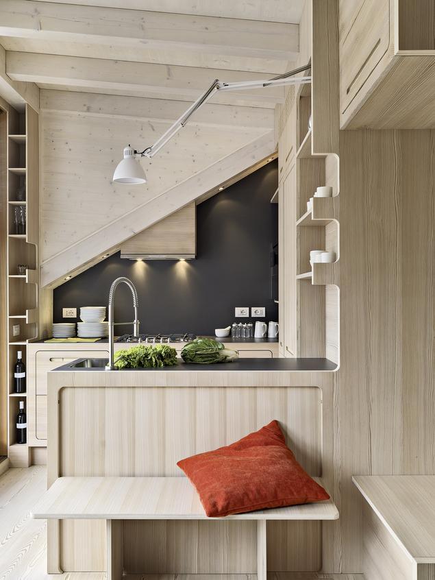 Zobacz galerię zdjęć Jak urządzić wnętrze, by mała kuchnia w bloku była funkc   -> Kuchnie W Bloku Jak Urzadzic