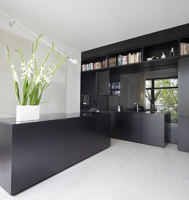 Zobacz galerię zdjęć Aranżacja kuchni z salonem  Stronywnętrza pl