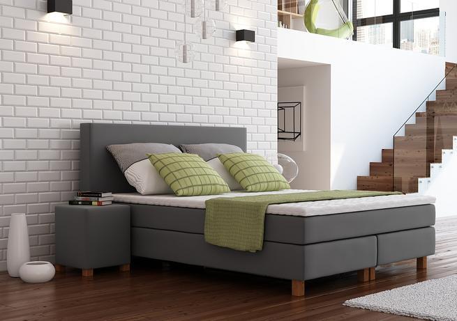 Łóżko jako udany mariaż klasyki i nowoczesności