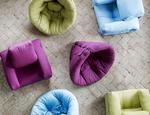 Fotel rozkładany Hippo KARUP - zdjęcie 5