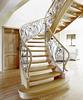 Klasyczne schody gięte ST470 TRĄBCZYŃSKI
